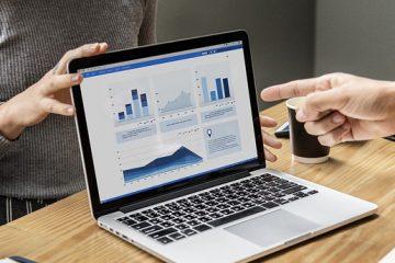 Analysis Business Chart Computer
