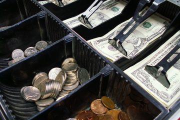 Cash Register Drawer Cash Register