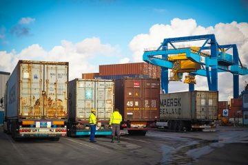 Container Container Port Port Cargo