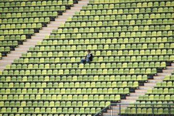 Stadium Football Viewers