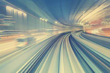 fast highway image