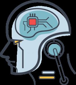 computer vision AI icon
