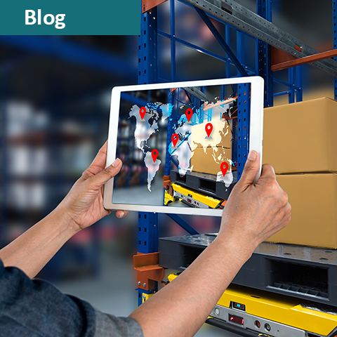 supply chain inventory management on a ipad transportation machine learning solutions