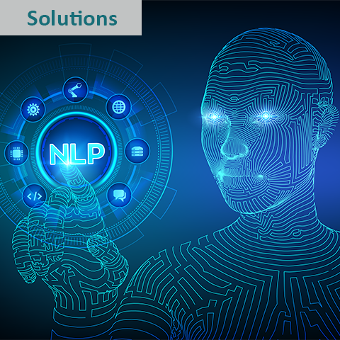 Services machine learning solutions nlp image