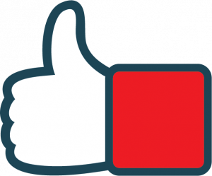 reliable model deployment thumbs up icon